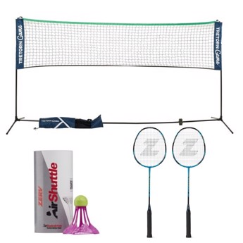 ZERV Badminton Summerhouse package