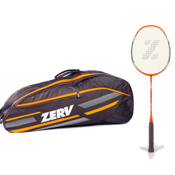 ZERV Package Offer (Conqueror 12 + Ozone Orange)