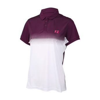 Forza Bianca Women's Polo Purple