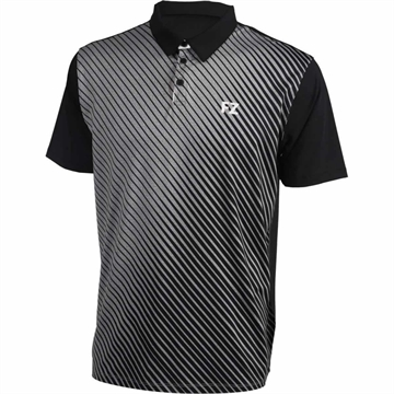 Forza Hampus Stretch Polo Grey