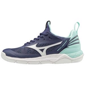 Mizuno Wave Luminous Women's Navy/Mint