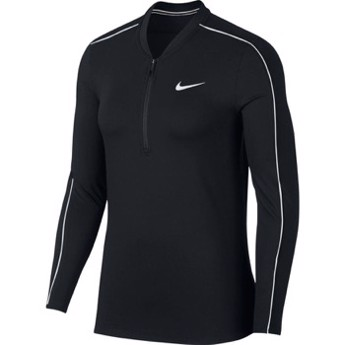Nike Court Dry Women's Long Sleeve Black