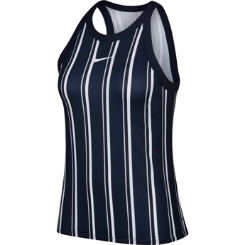 Nike Court Dry Navy Tanktop Women's