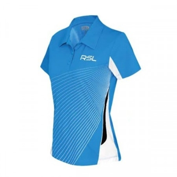 RSL Stockholm Women's Polo Blue
