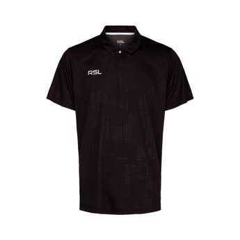 RSL Oxford Men's T-shirt Black