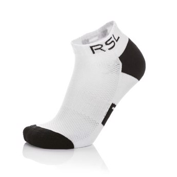 RSL Women Socks White / Black