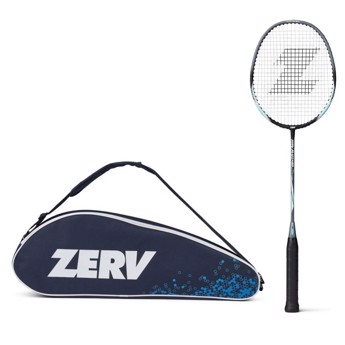ZERV Badminton Package Offer (ZERV Blizzard + ZERV Spenzer Bag Z3)