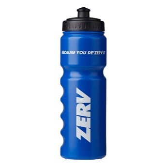 ZERV Drinking Bottle Blue