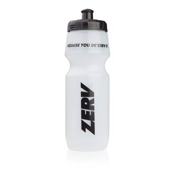 ZERV Drinking Bottle Transparent