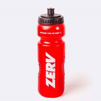 ZERV Drinking Bottle Red