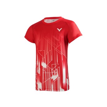 Victor Team Kids T-shirt Red