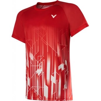 Victor Team Promo T-shirt Red T-00002TD