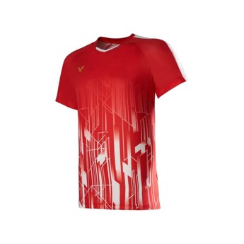 Victor Team T-shirt Red