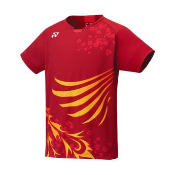 Yonex Japan Team T-shirt 10382EX Red